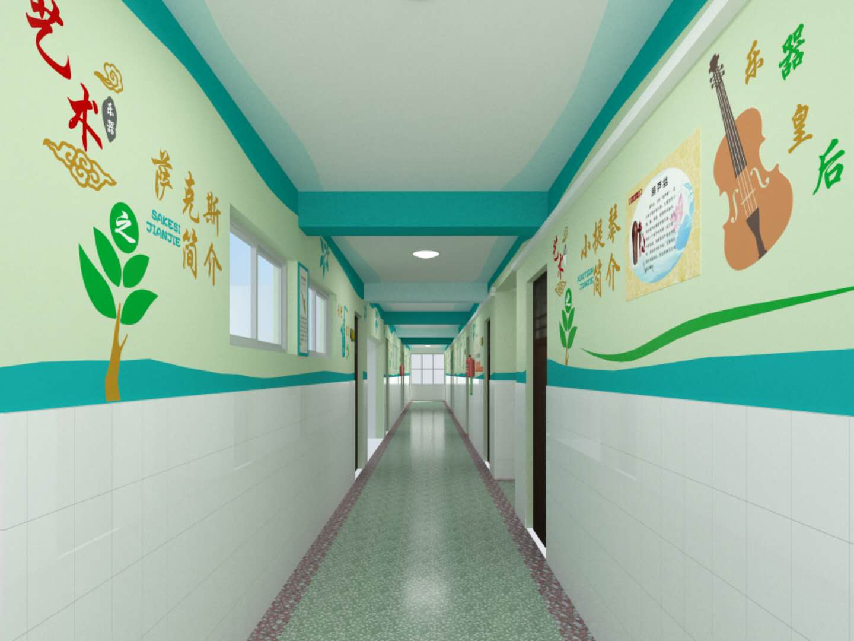 【学校文化墙】——郑州货栈街小学